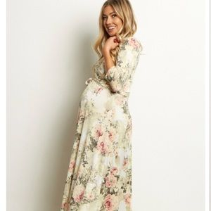 Pinkblush Dresses - Pinkblush Maternity Maxi Dress